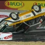 Two Entertaining Crashes From The 2010 Race Of Champions