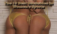 The 19 Best Backsides in Women's Sports (Pics)