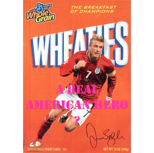 beckham wheaties