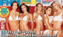 16 Sexy Non-Playboy Covers Featuring Female Athletes
