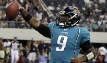 The Stat Line of the Night — 10/31/10 — David Garrard