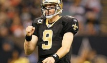 The Stat Line of the Night — 11/22/10 — Drew Brees