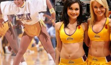 Picture Of The Day: The Evolution Of The Laker Girls