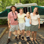 family-with-camper
