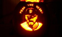 "Picture Of The Day: Check Out This ""Fear The Beard"" Pumpkin"