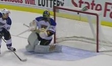 Jaroslav Halak's Goaltending FAIL! (Video)