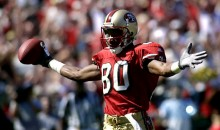 NFL Network Names Jerry Rice The Greatest Of All Time