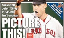 Picture Of The Day: Derek Jeter With The Red Sox? Imagine That!