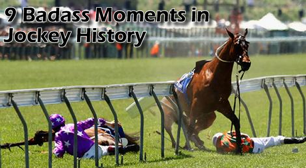 jockey history