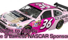 Brought to You By: The 9 Lamest NASCAR Sponsors