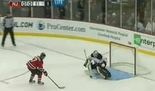 Ilya Kovalchuk Shootout FAIL! (Video)