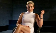 "Lindsey Vonn Plays Sharon Stone From ""Basic Instinct"" (Video)"