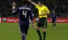 Did Real Madrid's Sergio Ramos And Xabi Alonso Get Sent Off On Purpose? (Video)