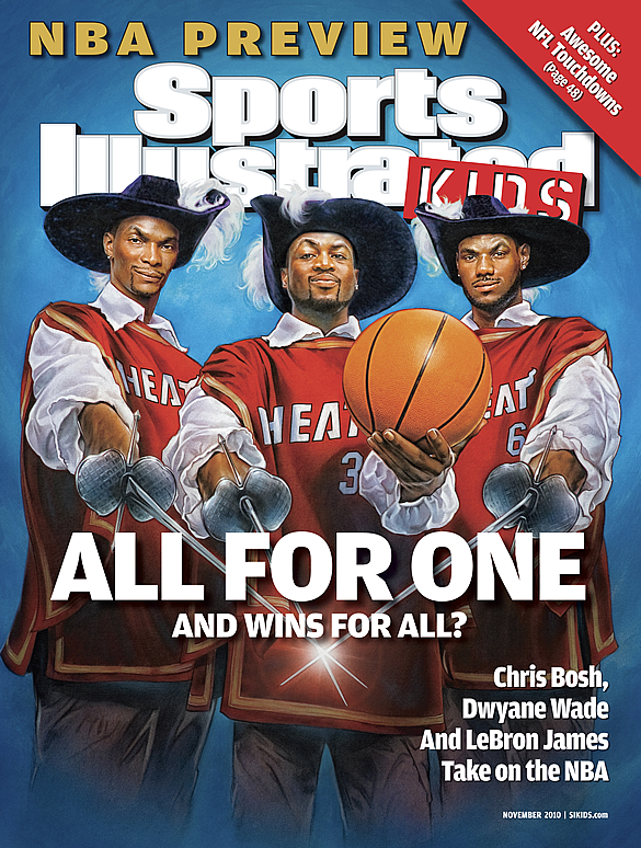 si for kids cavs cover