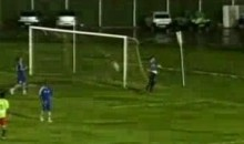 Nice Save Keeper…Insert Sarcastic Face Here (Video)