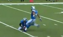 Ndamukong Suh And Wes Welker Both Attempted An Extra Point (Videos)