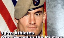 9 Pro Athletes Who Served in the Military: A Veterans Day Tribute