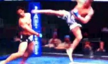 Anthony Pettis Executes The Craziest MMA Kick Ever (Video)