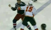 Frozen Fisticuffs Fight Of The Night – Boll vs. Jackman – 12/21/10