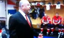 Bruce Boudreau's F-Bomb Tirade Can Now Be Seen On HBO's 24/7 Series (Video)