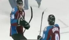 Check Out Matt Duchene And Paul Stastny's Victory Dance (Video)
