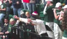 "Colorado State's ""Dancing Band Man"" Can Really Get The Crowd Going (Video)"