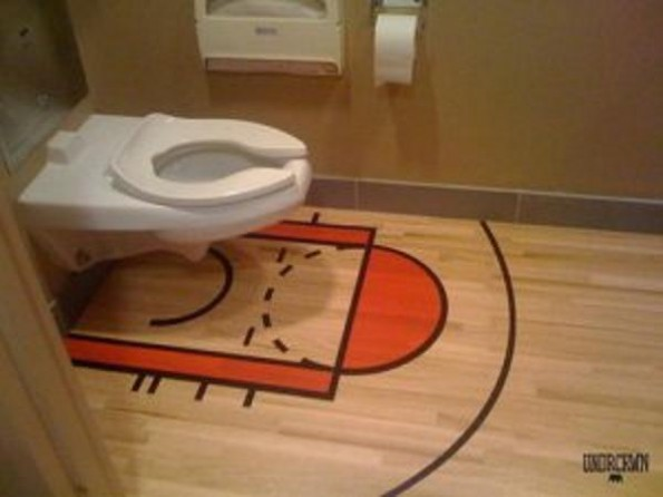 Drain It From The Free-Throw Line