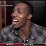 Dwight Howard Mocks Derek Anderson