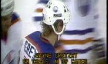 This Day In Sports History (December 30th) – Wayne Gretzky