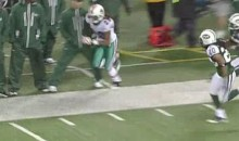 Jets' Coach Sal Alosi Trips Dolphins Player During Punt Coverage (Video)