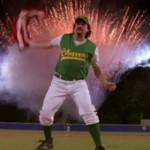 Kenny Powers Gives Us The Best Pitcher's Entrance Ever