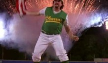 Kenny Powers Gives Us The Best Pitcher's Entrance Ever! (Video)