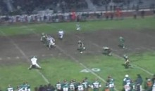 Lightning Strikes Twice For Kingsburg High School Football Team (Video)