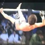 MMA Backflip Celebration Fail