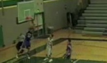 Oregon High Schooler Shatters The Backboard (Video)