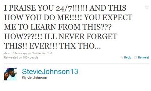 Stevie-Johnson