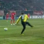 Swing-And-A-Miss For Twente's Keeper