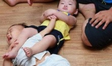 Picture Of The Day: The Baby Armbar