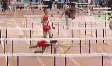 The Greatest Hurdles Performance Ever! (Video)