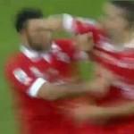 The Most Violent Soccer Goal Celebration Ever