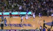Tyreke Evans Hits 50-Foot Buzzer Beater For The Win (Video)
