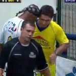 Viola Headbutts Ref During Indoor Soccer Match