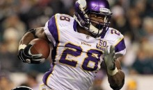 The Stat Line Of The Night – 12/28/10 – Adrian Peterson