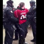 bearcats mascot arrested