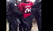 Bearcats' Mascot Arrested During Game (Video)