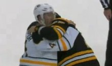 Frozen Fisticuffs Fight Of The Night – Boychuk vs. Montador – 12/7/10