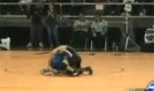 "Student Charged For Using ""Butt Drag"" Move During Wrestling Practice (Video)"
