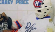 The Habs' Carey Price Has His Own Ke$ha Parody (Video)