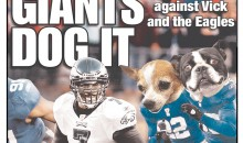 "Picture Of The Day: ""Giants Dog It"""