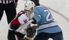 Frozen Fisticuffs Fight Of The Night – Godard vs. Carkner – 12/26/10